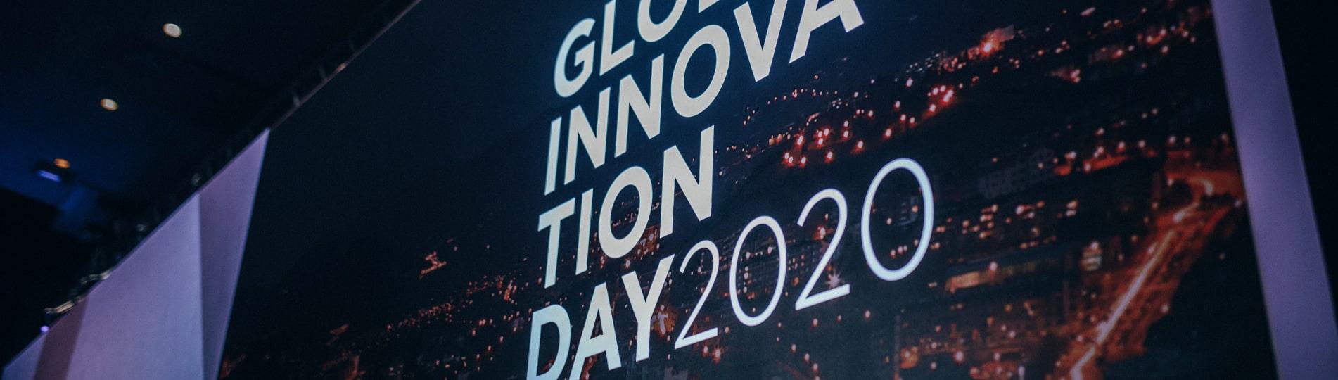 Montai arduratu zen GLOBAL INNOVATION DAY 2020 - INNOBASQUEren eszenografiaz